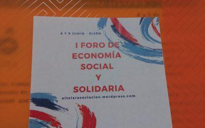 ADEIPA en I Foro Economía Social y Solidaria