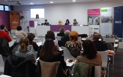 Jornada cooperación empresarial en Avilés
