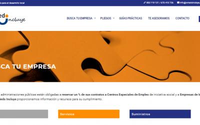 Web www.oviedoincluye.com y Guía de contratos reservados y cláusulas sociales para empresas de inserción