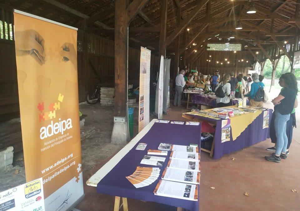 ADEIPA en II Feria de Economía Social y Solidaria
