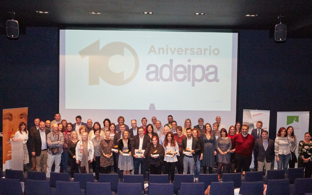 X Aniversario ADEIPA