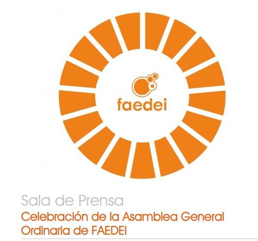 ADEIPA pasa a ocupar el cargo de Secretaría en la Junta Directiva de FAEDEI